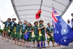 AUS -  Closing Ceremony. Credit ISA / Rommel Gonzales