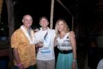 ISA Director General Bob Mignogna, ISA Vice President Alan Atkings and Summer Nelson. Credit:ISA/ Rommel Gonzales