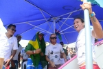 Team Brazil. Credit:ISA/ Michael Tweddle