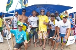 Team Brazil and ISA President Fernando Aguerre. Credit:ISA/ Rommel Gonzales