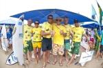 Team Australia and ISA President Fernando Aguerre. Credit:ISA/ Rommel Gonzales