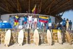 Team Ecuador. Credit:ISA/ Rommel Gonzales