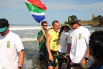 Team South Africa. Credit:ISA/ Michael Tweddle