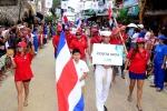 Team Costa Rica. Credit: ISA / Michael Tweddle