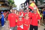 Team Spain. Credit: ISA / Michael Tweddle