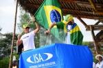 Roni Ronaldo (BRA) and the sands from Ferrugem, Brazil. Credit: ISA / Michael Tweddle