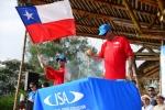 Team Chile, Santiago Melus and Juan Echeverria. Credit: ISA / Michael Tweddle