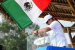 Team Mexico. Credit: ISA / Michael Tweddle