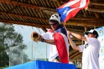 Team Puerto Rico Norberto Pena and Juan Ashton. Credit: ISA / Michael Tweddle