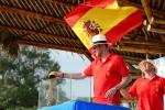 Javier Gonzales Pinto and Jose Torreiro, Team Spain. Credit: ISA / Michael Tweddle