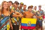 Team Hawaii. Credit: ISA / Rommel Gonzales