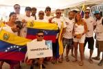 Team Venezuela. Credit: ISA / Rommel Gonzales
