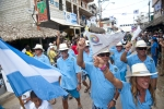 Team Argentina. Credit: ISA / Rommel Gonzales