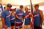 Team USA. Credit: ISA / Rommel Gonzales