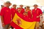 Team Spain. Credit: ISA / Rommel Gonzales