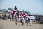 Team Dominican Republic. Credit: ISA / Rommel Gonzales