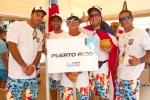 Team Puerto Rico. Credit: ISA / Rommel Gonzales