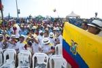 Team Ecuador. Credit: ISA / Rommel Gonzales