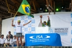 Team Brazil. Credit: ISA / Rommel Gonzales