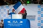 Team France. Credit: ISA / Rommel Gonzales