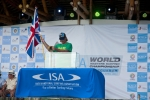 Team Great Britain. Credit: ISA / Rommel Gonzales