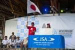 Team Japan. Credit: ISA / Rommel Gonzales