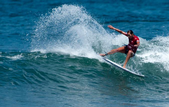 Layne Beachley from Australia. Credit:ISA/ Rommel Gonzales
